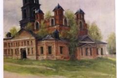 фото № 2 Дубровская церковь 1996 г