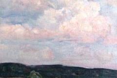 фото № 22 облака над рекой Иренью