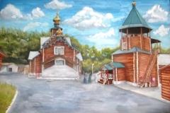 Деревянный-век - Тарасова Катя