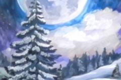 Зимняя-ночь - Мерзлякова-Лена-17-лет
