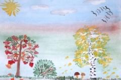 Осень - Коскова-Евгения-7-лет