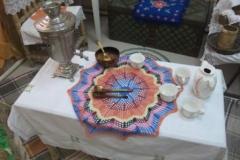 стол к чаю