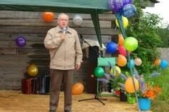 Бояршинов Владимир, бывший парторг поздравляет земляков