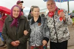 Ветераны Окуловки