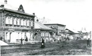 Елизаветинская улица - Первомайская