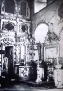 Успенский собор - иконостас и клирос