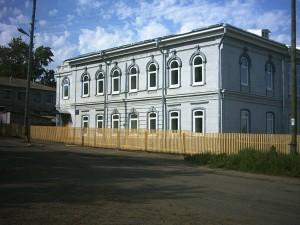 женская гимназия - коррекционная школа