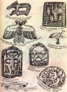 образы Пермского звериного стиля