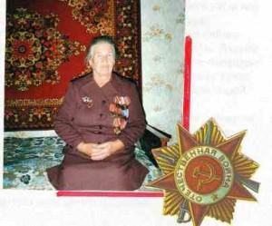Пономарева Мария Федоровна