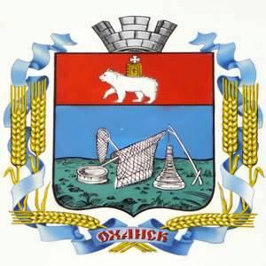 герб Оханска