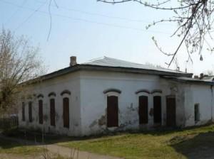 казначейство -  первое каменное здание города