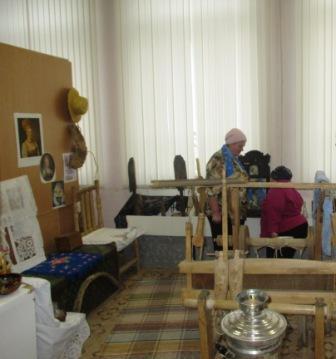 музей Старина оханская переехал в новой помещение