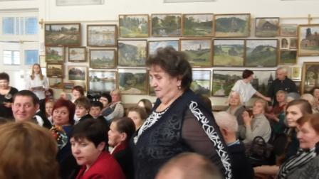 Галина Алексеевна