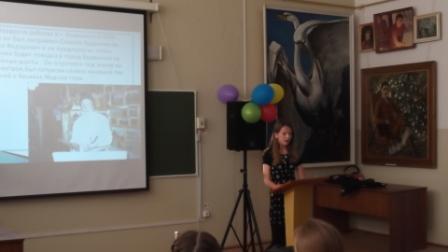 Кристина - внучка Ларисы Кузьминичны рассказывает о серии 2В недрах Земли